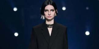 Paul Walker's Daughter Meadow Opens Givenchy Runway Show