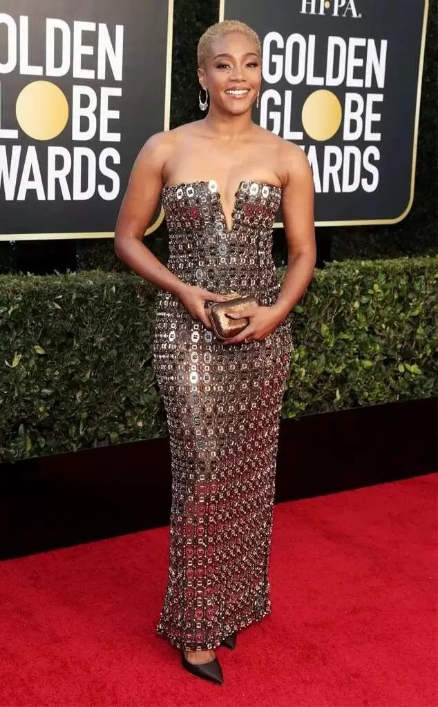 Golden Globe 2021 : See the Stars in All Their Glory/ Tiffany