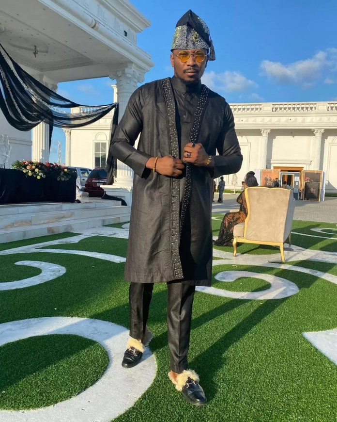 Wedding Guests Dazzle As Toyin Lawani Ties The Knot With The Love Of Her Life 5