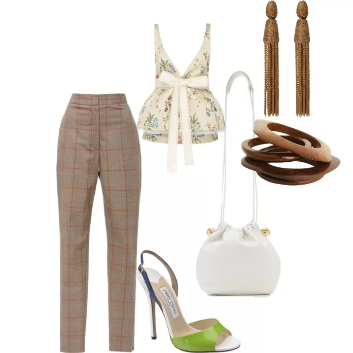 1 OUTFIT 5 WAYS - Styling Your Prints 3