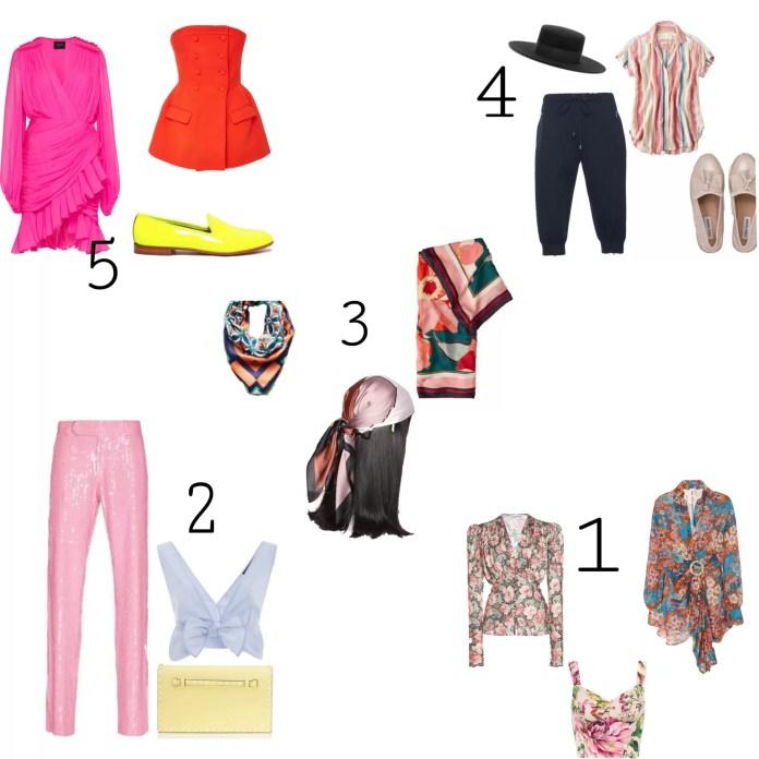 Five 2021 fashion trends