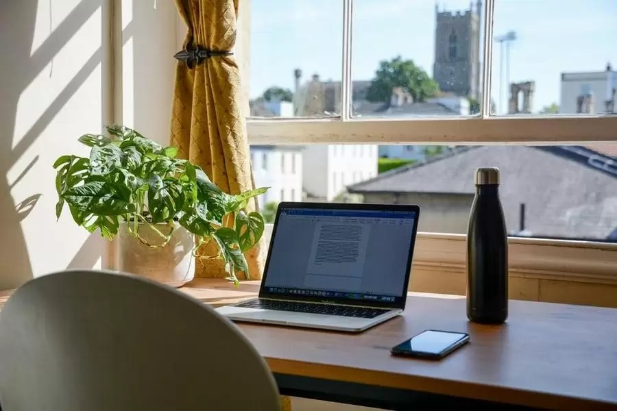 Although working from home does not come with the feeling of working in a conventional office, it comes with several advantages and benefits