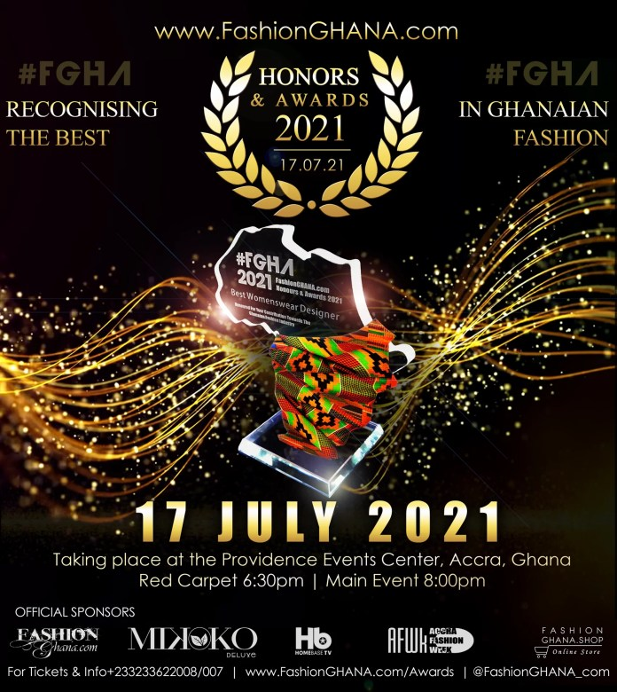 FashionGHANA Honors and Awards 2021 Expands Nominee Categories 2