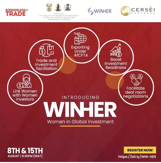 Borderless Trade Network Presents Project WINHER 2021 1
