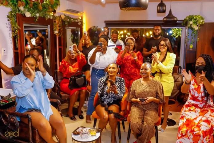 Toni Tones, Lasisi Elenu, Mimi Onalaja & More Attend Netflix Private Screening for Idia Aisien's 'Nneka the Pretty Serpent' - PHOTOS 3