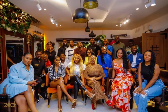 Toni Tones, Lasisi Elenu, Mimi Onalaja & More Attend Netflix Private Screening for Idia Aisien's 'Nneka the Pretty Serpent' - PHOTOS 1