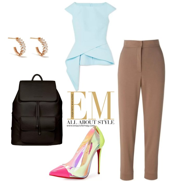 Asymmetric Pieces; An Easy Hack For A Stylish Look 3