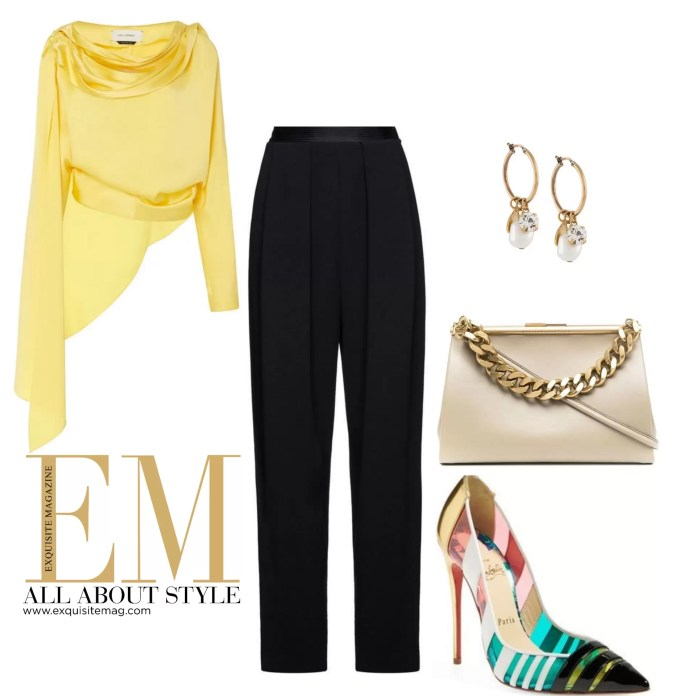 Asymmetric Pieces; An Easy Hack For A Stylish Look 2