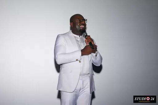 Jim Iyke Advocates Against Online Bullying; His Latest Film Bad Comments Premieres in Lagos 5