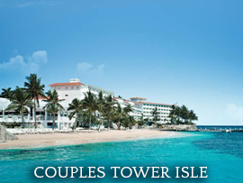 Couples Tower Isle