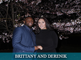 Brittany Clements and Derenik Culbreath 1