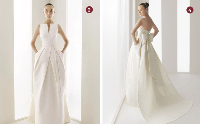 Fashion: Wedding Gowns With Pockets
