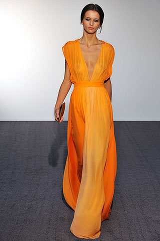 Halston Sunburst Gown on Exshoesme.com