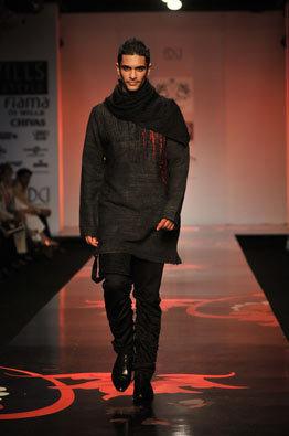 Indian Prince at Rathore Jodhpur AW09