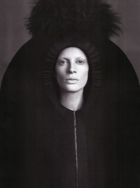 Vogue Italia July 09 by Steven Meisel