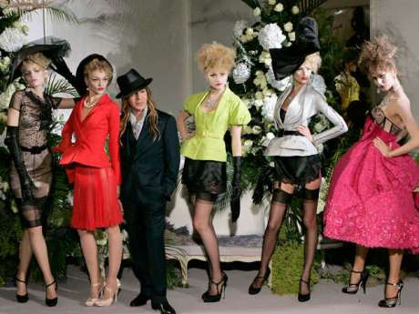 galliano and gals
