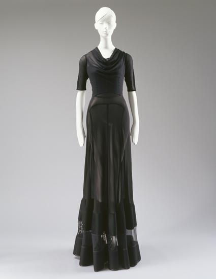 Pedestal Dress FW 94-95. Photo by Karen Willis