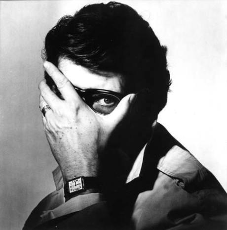 Monsieur St. Laurent, almost captured, by Penn, 1983