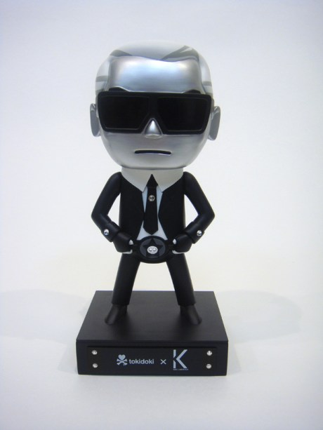 Karl, as personified by Tokidoki