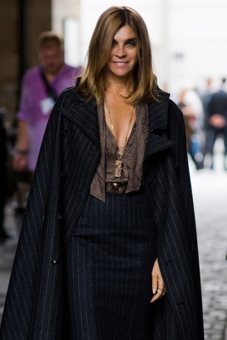 carine roitfeld in ysl on exshoesme.com