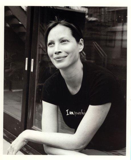 Christy-Turlington-Burns on exshoesme.com