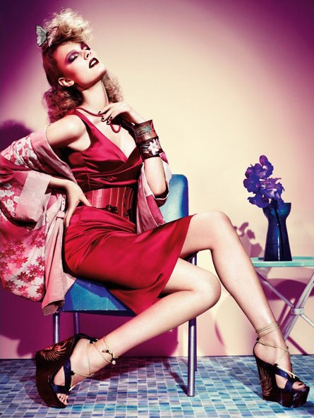 March 2011 Vogue Germany 3 on exshoesme.com