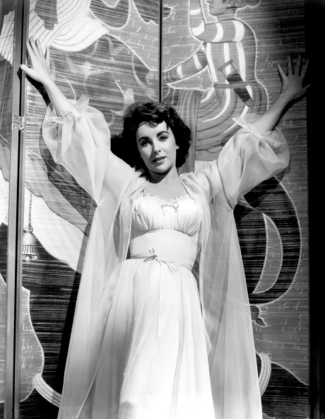 Elizabeth Taylor in Elephant Walk on exshoesme.com