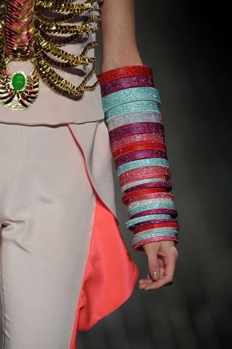 Manish Arora SS11 Ring Bracelets on exshoesme.com