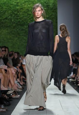 Michael Kors SS11 skirt on exshoesme.com