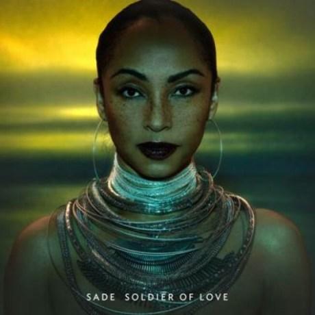 Sade Soldier of Love Album Cover on exshoesme.com