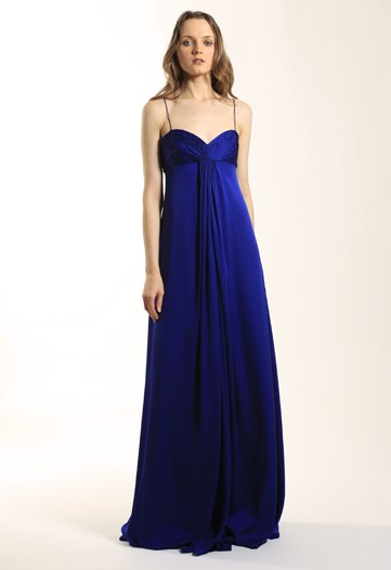 Armani Cruise 2011 Blue Gown on exshoesme.com