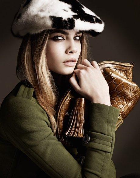 Burberry FW11 Ad Campaign 2 on exshoesme.com