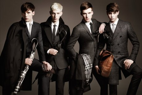 Burberry FW11 Ad Campaign 5 on exshoesme.com