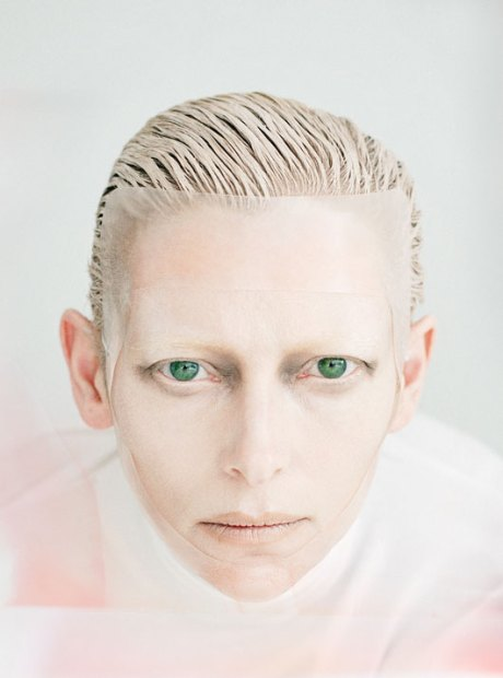 Tilda Swinton by Tim Walker W Mag Aug 2011 9 on exshoesme.com