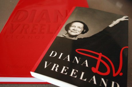 Diana Vreeland Books on exshoesme.com