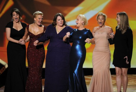 Best Actress Comedy Nominees at 2011 Emmy Awards on exshoesme.com