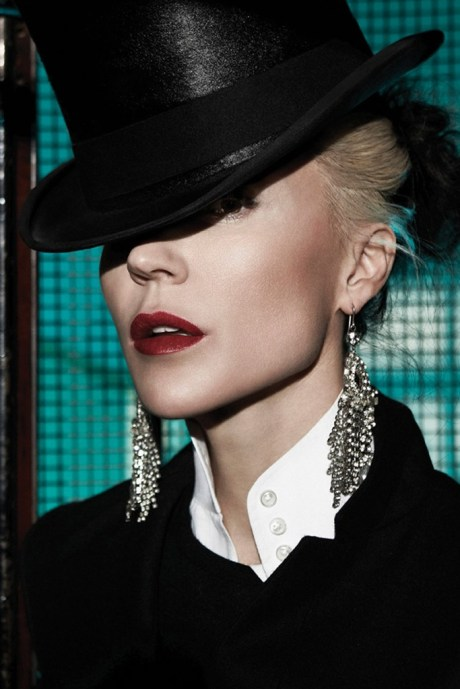 Daphne Guinness. Photo by René Habermacher on Exshoesme.com