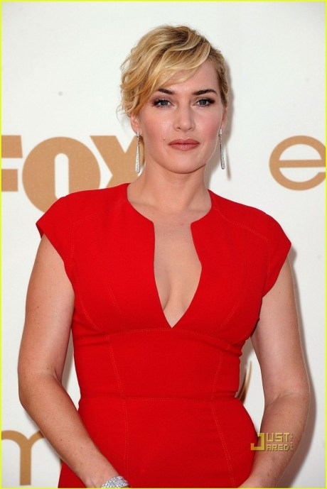 Kate Winslet at the 2011 Emmy Awards in Elie Saab on exshoesme.com