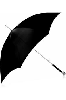Alexander McQueen Umbrella - Open on Exshoesme.com