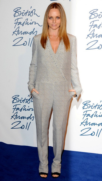 Stella McCartney at the 2011 British Fashion Awards on Exshoesme.com