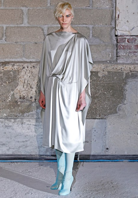 Maison Martin Margiela FW11 Draped Dress on Exshoesme.com