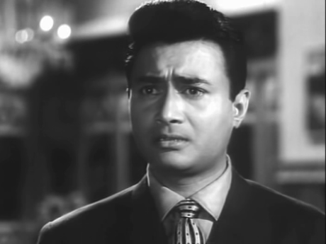 Dev Anand in 1940s suit on Exshoesme.com