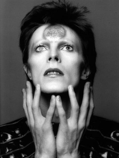 David Bowie Alladin Sane on Exshoesme.com