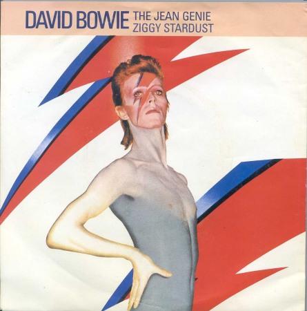 David Bowie Jean Genie on Exshoesme.com