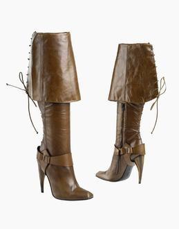 Alexander McQueen Pirate Boots on Exshoesme.com
