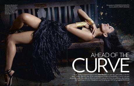 Mehr Rampal photographed by Prabuddha Dasgupta for Vogue India January 2012 on Exshoesme.com (2)