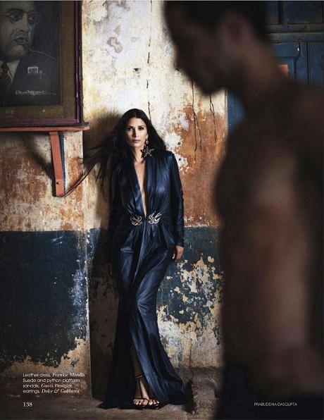 Mehr Rampal photographed by Prabuddha Dasgupta for Vogue India January 2012 on Exshoesme.com (4)