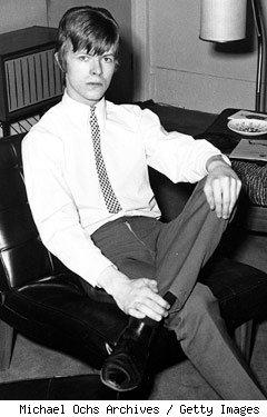 Skinny Tie David Bowie on Exshoesme.com