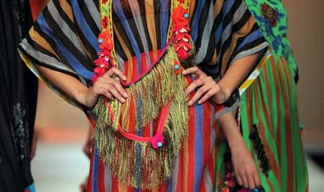 Anupamaa by Anupama Dayal Coloured Stripes on Exshoesme.com