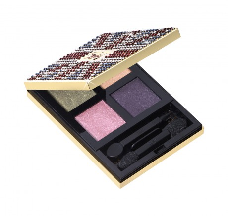 YSL Union Jack Swarovski Eye Shadow Palette on Exshoesme.com